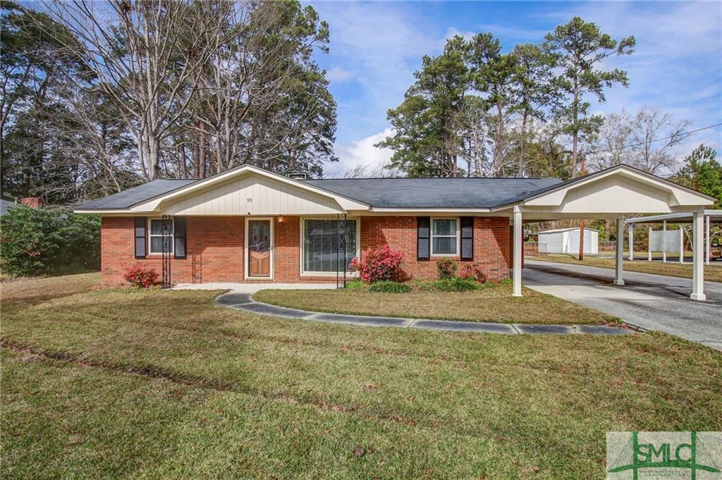 90 Camellia, Garden City, GA, 31408, Garden City Home For Sale