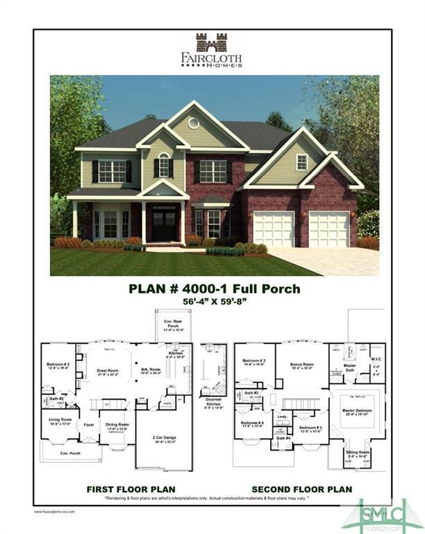 103 Carriage House, Guyton, GA, 31312, Guyton Home For Sale