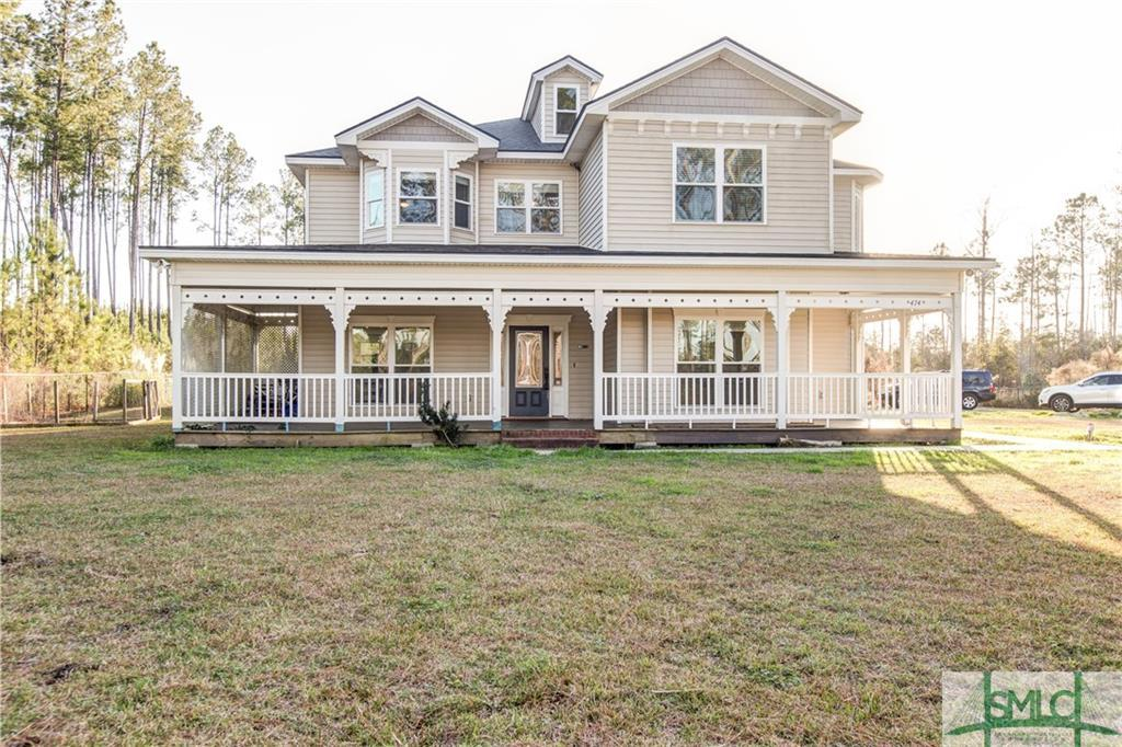 474 Prince, Ludowici, GA, 31316, Ludowici Home For Sale