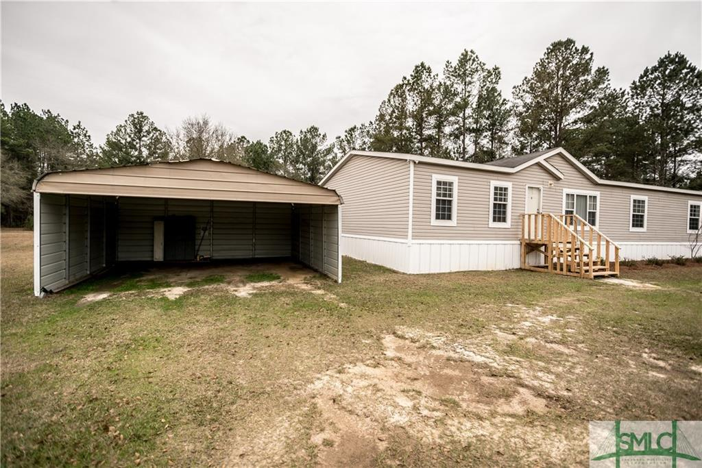 6020 Mill Branch Club, Brooklet, GA, 30415, Brooklet Home For Sale
