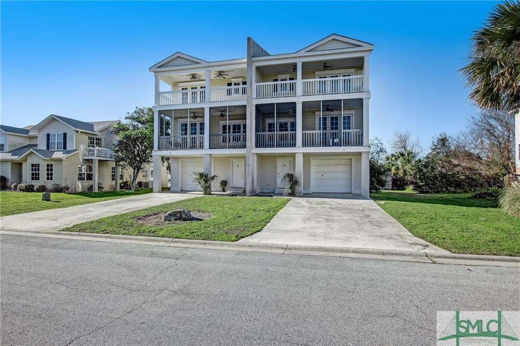 40 & 42 Captains, Tybee Island, GA, 31328, Tybee Island Home For Sale