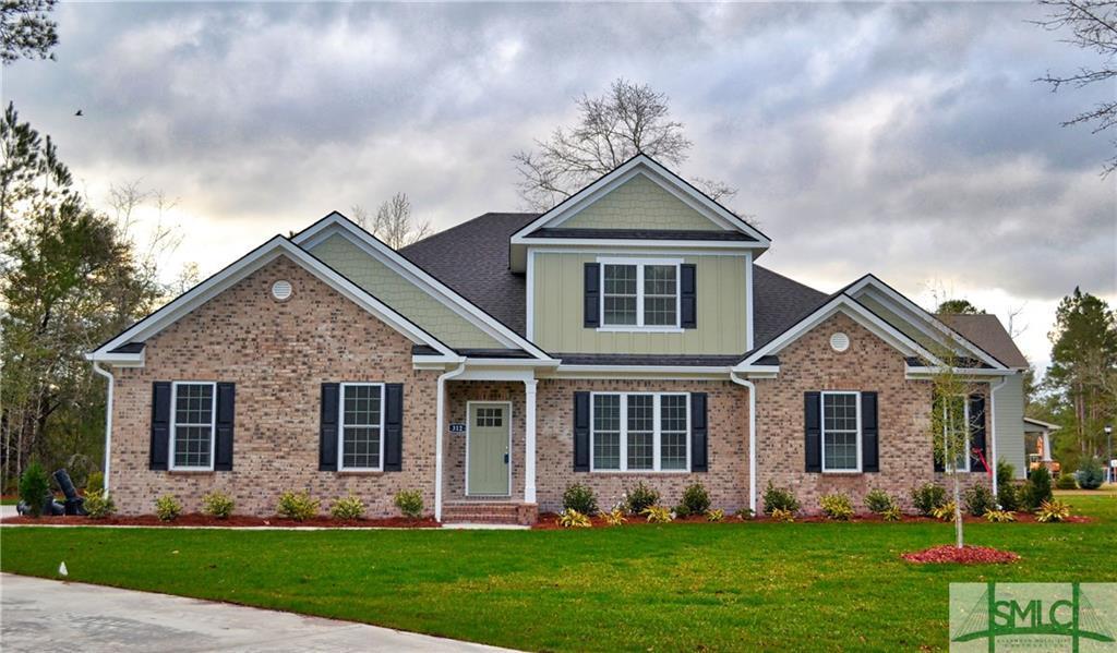 312 Polly Branch, Rincon, GA, 31326, Rincon Home For Sale