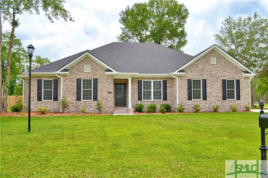 310 Polly Branch, Rincon, GA, 31326, Rincon Home For Sale