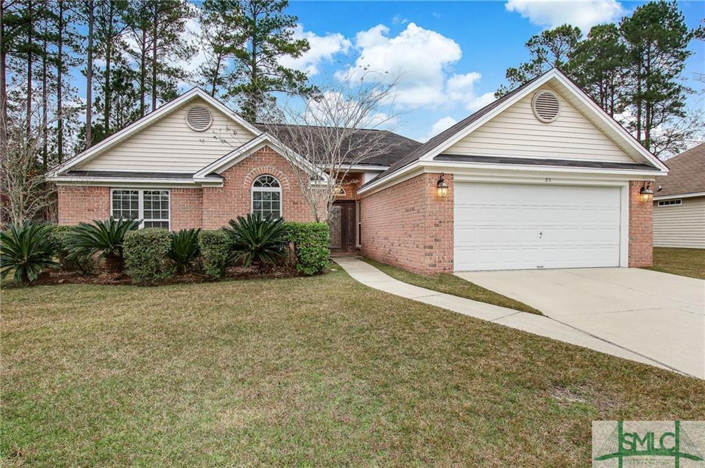 85 Yellow Jasmine, Pooler, GA, 31322, Pooler Home For Sale