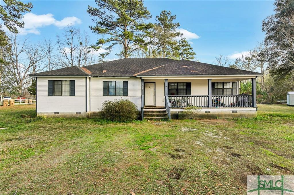 176 4th, Clyo, GA, 31303, Clyo Home For Sale