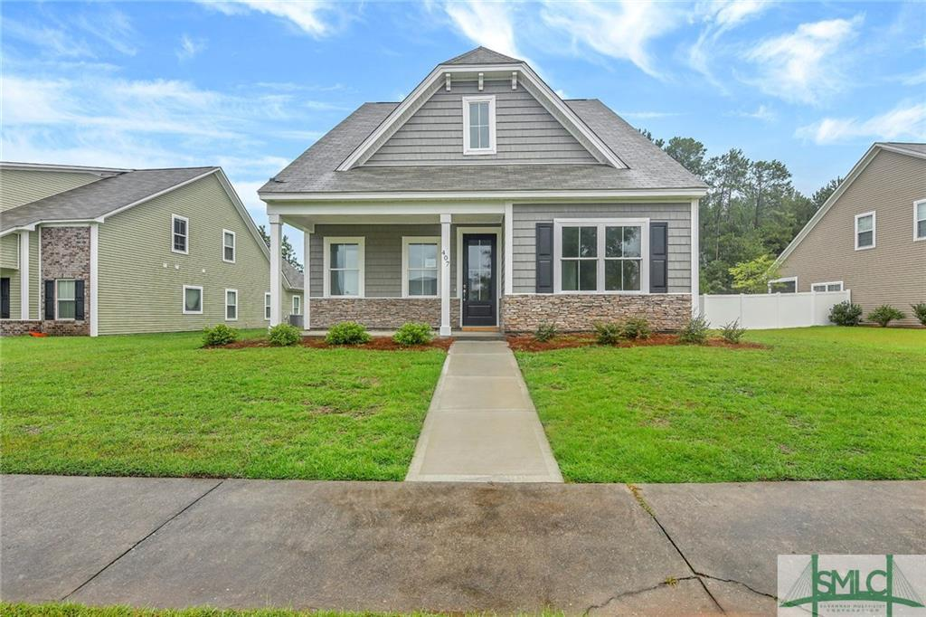 407 Lakeside, Port Wentworth, GA, 31407, Port Wentworth Home For Sale