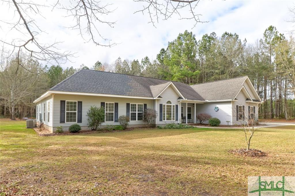 1549 Springfield, Clyo, GA, 31303, Clyo Home For Sale
