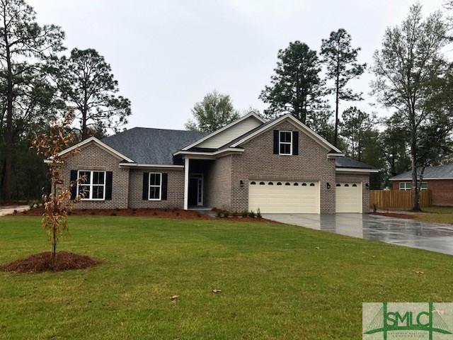 101 Mingledorff, Springfield, GA, 31329, Springfield Home For Sale