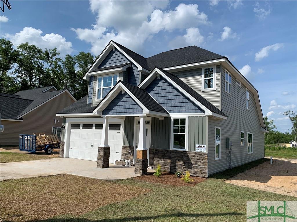 761 Macon, Ludowici, GA, 31316, Ludowici Home For Sale