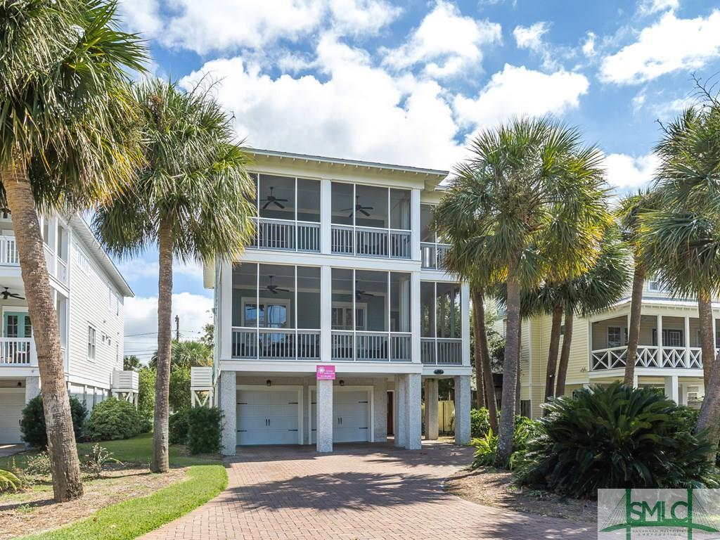 1406 Miller, Tybee Island, GA, 31328, Tybee Island Home For Sale