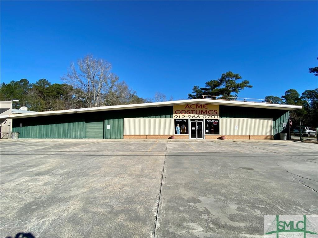 2604 US Highway 80, Garden City, GA, 31408, Garden City Home For Sale