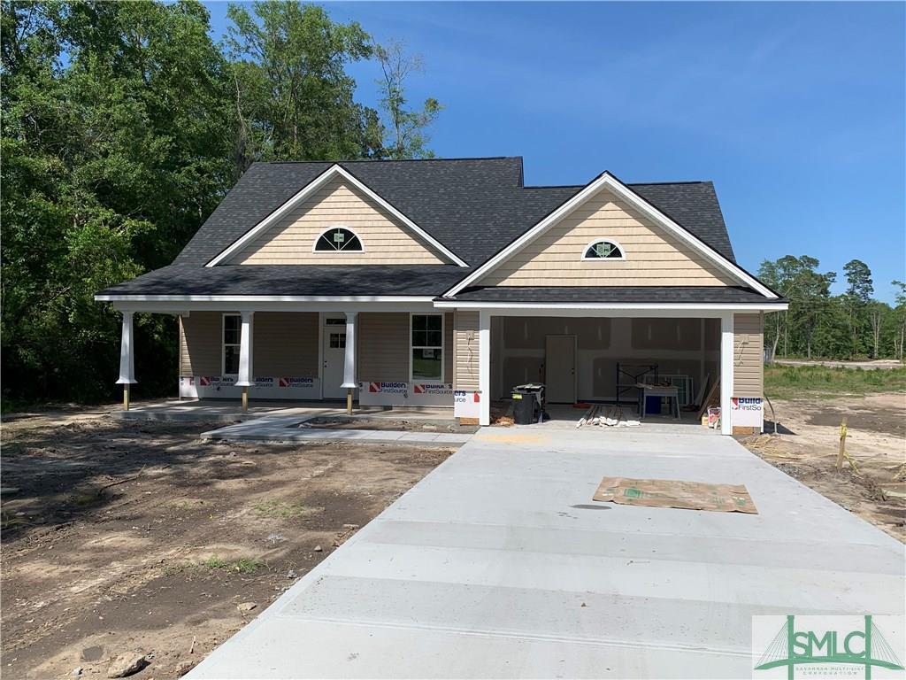 755 Macon, Ludowici, GA, 31316, Ludowici Home For Sale