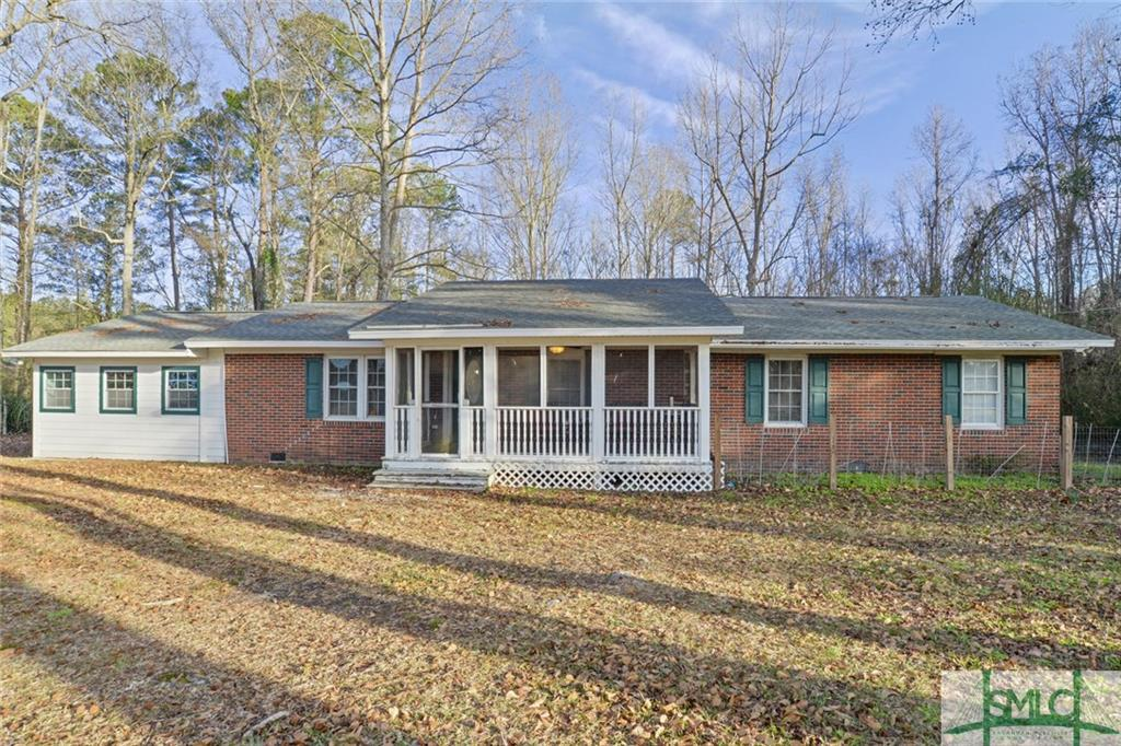 4231 Mud, Brooklet, GA, 30415, Brooklet Home For Sale