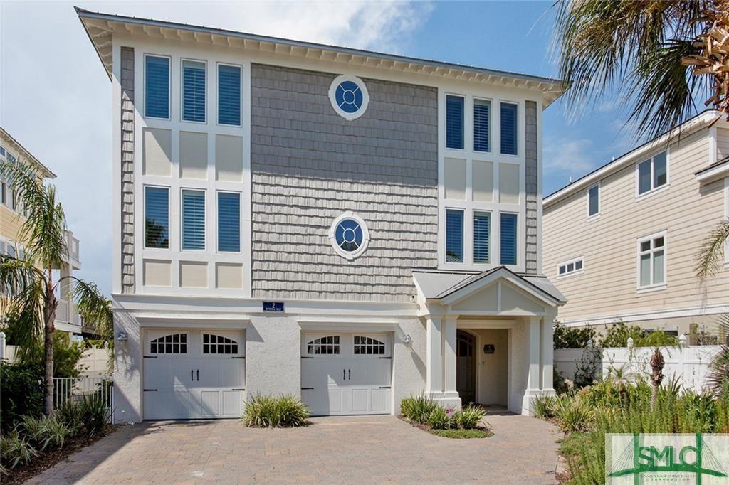 2 Waterside Walk, Tybee Island, GA, 31328, Tybee Island Home For Sale