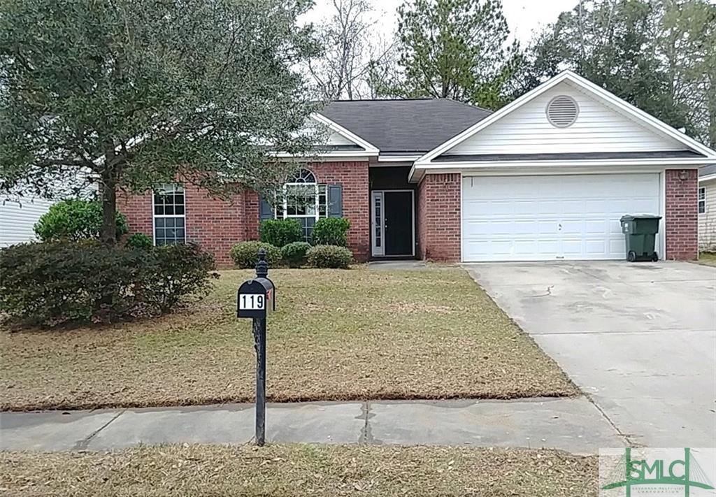 119 Tisbury, Pooler, GA, 31322, Pooler Home For Sale