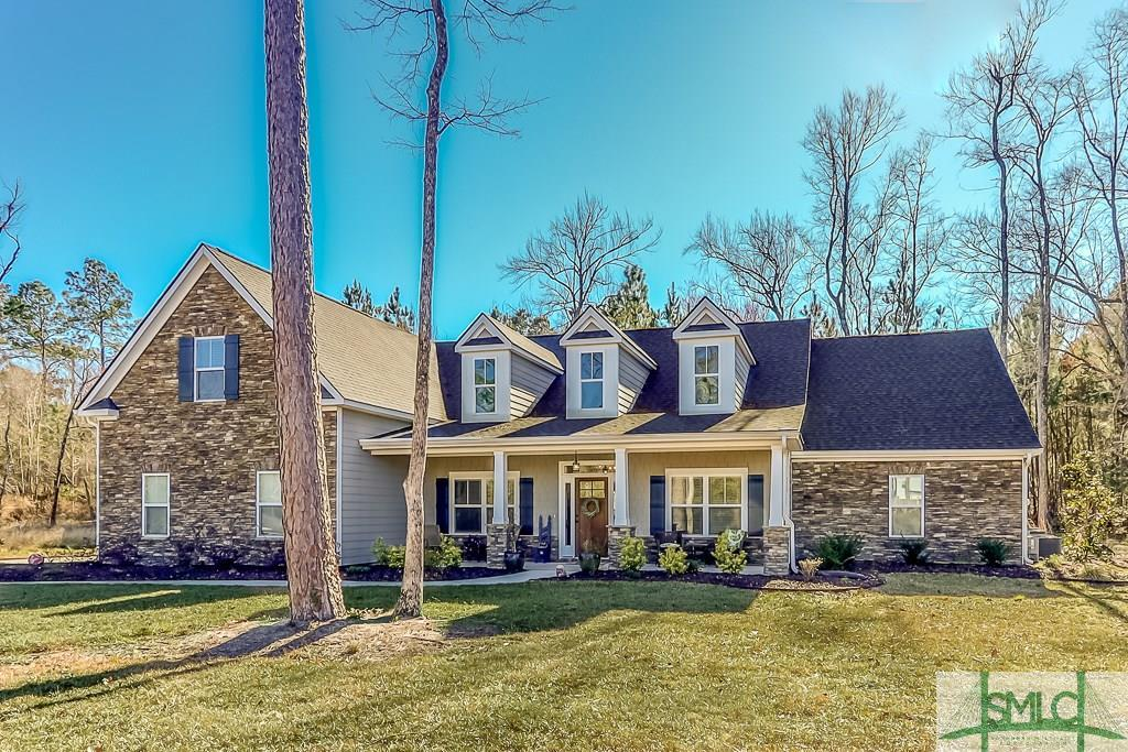 119 Treutlen, Rincon, GA, 31326, Rincon Home For Sale