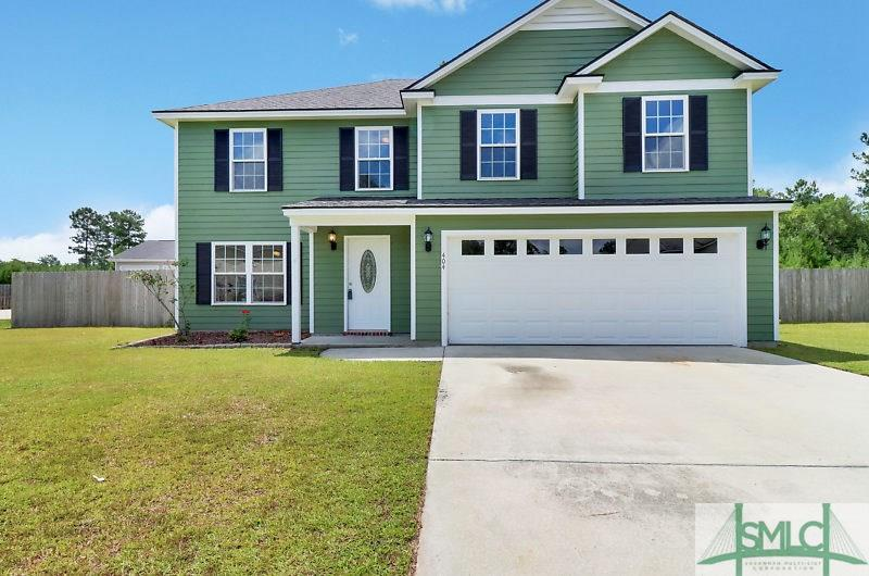 404 Coleman, Ludowici, GA, 31316, Ludowici Home For Sale