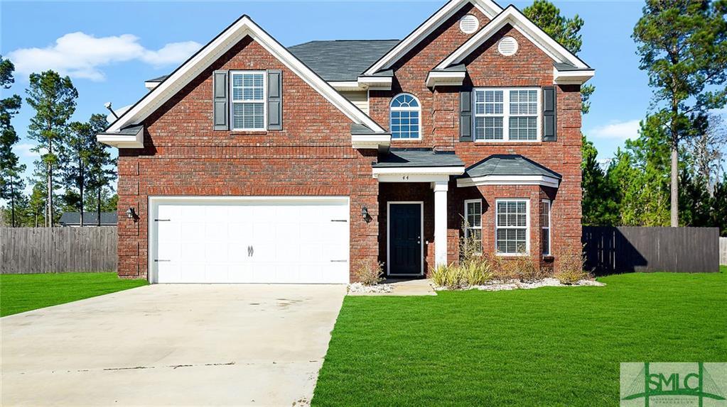44 Mount Vernon, Ludowici, GA, 31316, Ludowici Home For Sale