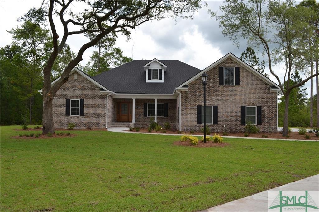 105 Piedmont, Rincon, GA, 31326, Rincon Home For Sale