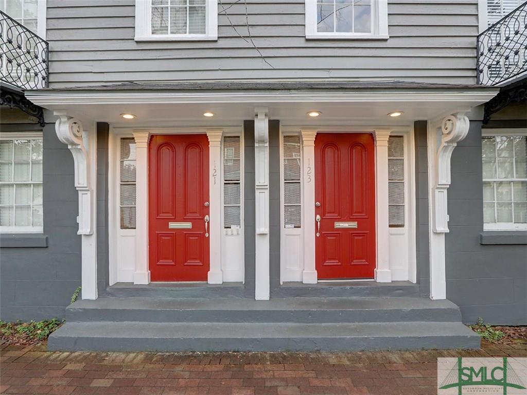 123 Park, Savannah, GA, 31401, Historic Savannah Home For Sale
