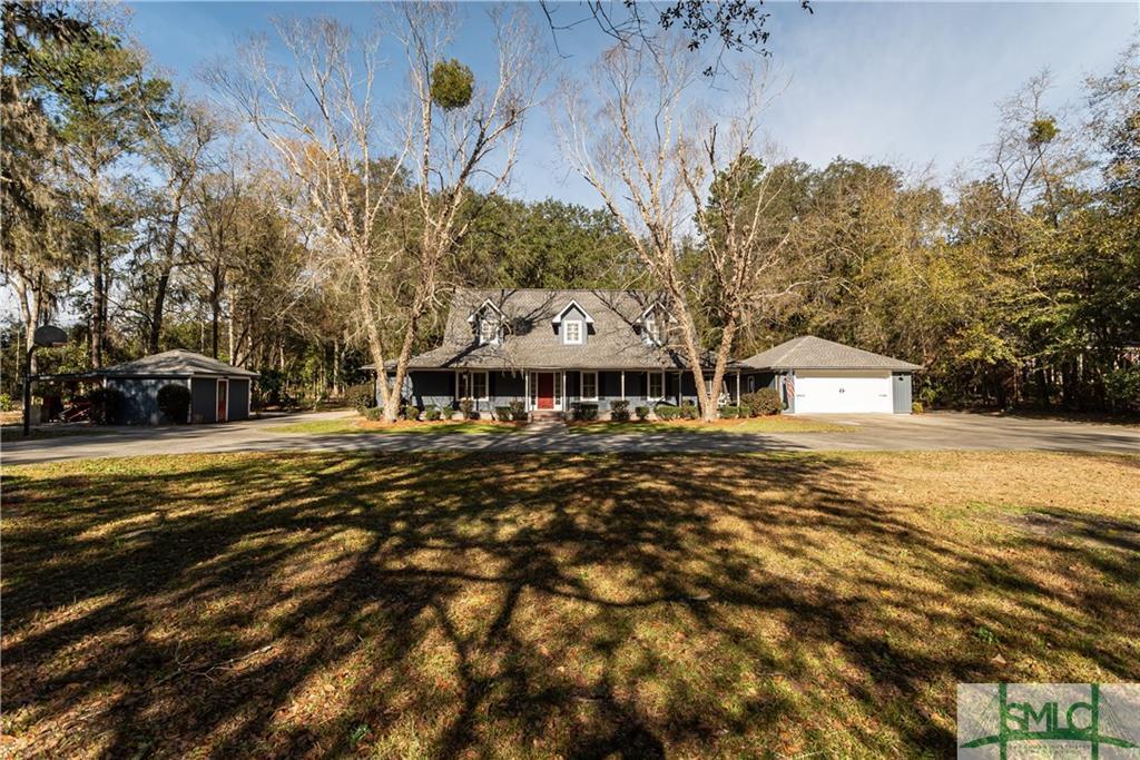 382 Old Savannah, Flemington, GA, 31313, Flemington Home For Sale