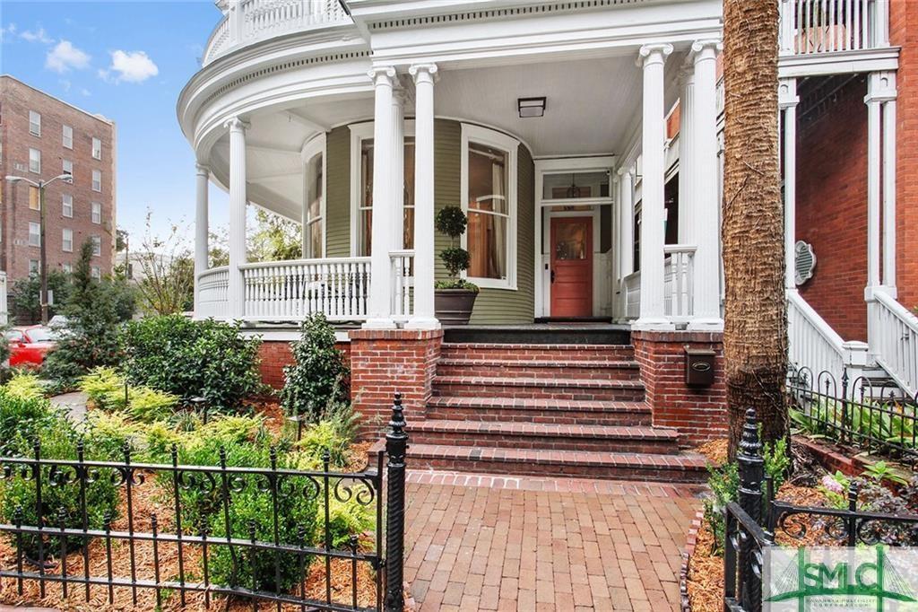 705 Whitaker, Savannah, GA, 31401, Historic Savannah Home For Sale