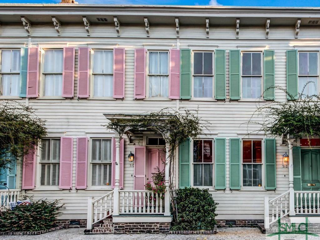 512 Bryan, Savannah, GA, 31401, Historic Savannah Home For Sale