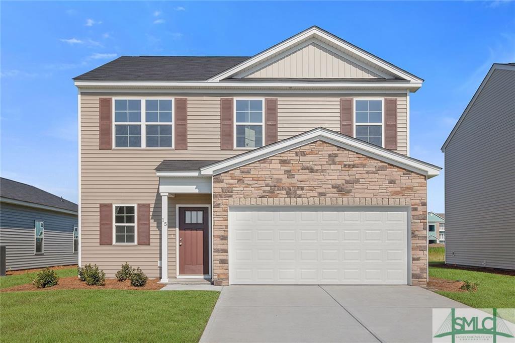 15 Wild Silk, Port Wentworth, GA, 31407, Port Wentworth Home For Sale