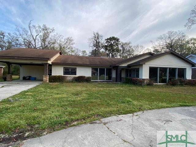 2620 US Highway 80, Garden City, GA, 31408, Garden City Home For Sale
