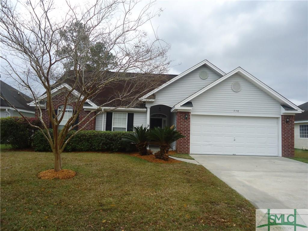 778 Laurel Hill, Richmond Hill, GA, 31324, Richmond Hill Home For Sale