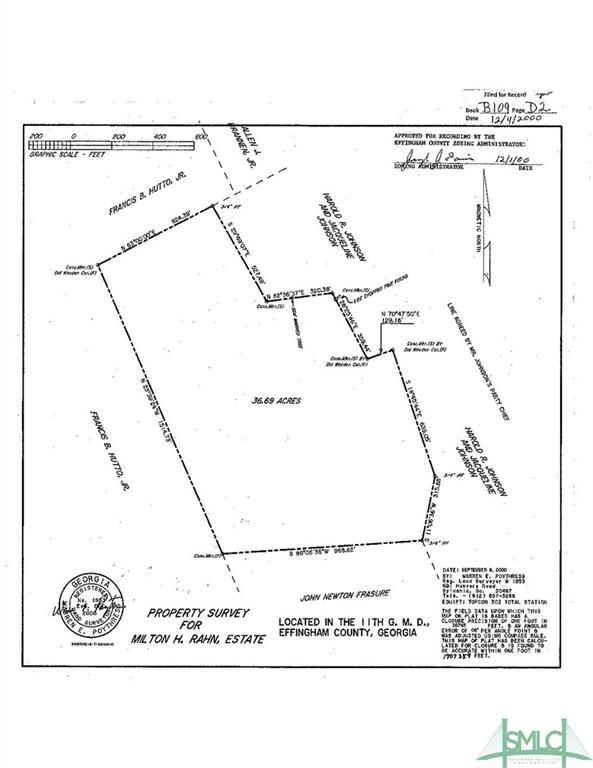 1400 Benjamin Gnann, Springfield, GA, 31329, Springfield Home For Sale