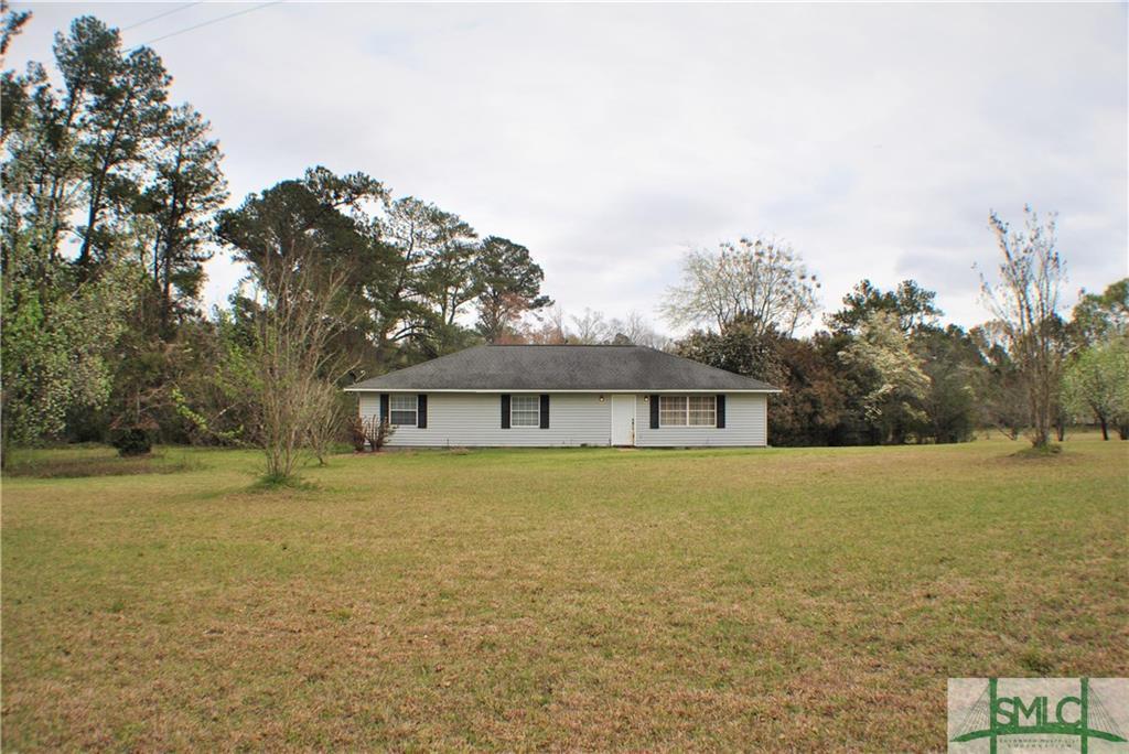 841 Racehorse, Sylvania, GA, 30467, Sylvania Home For Sale