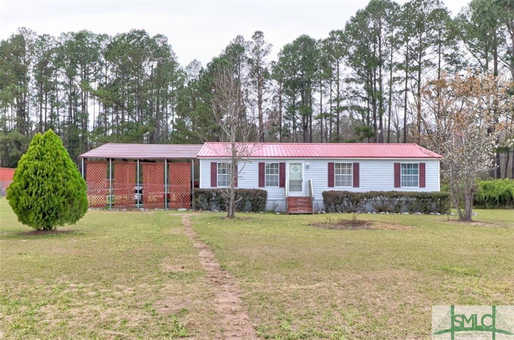2801 Old River, Sylvania, GA, 30467, Sylvania Home For Sale