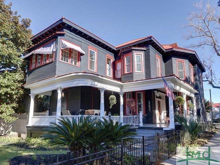 120 37, Savannah, GA, 31401, Historic Savannah Home For Rent
