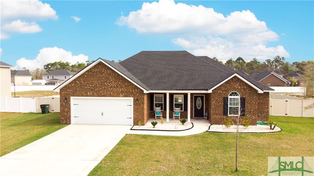 82 Way, Ludowici, GA, 31316, Ludowici Home For Sale