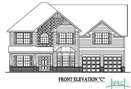 163 Old Savannah, Hinesville, GA, 31313, Hinesville Home For Sale