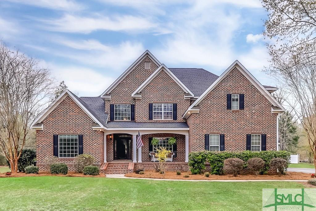 109 Black Oak, Pembroke, GA, 31321, Pembroke Home For Sale
