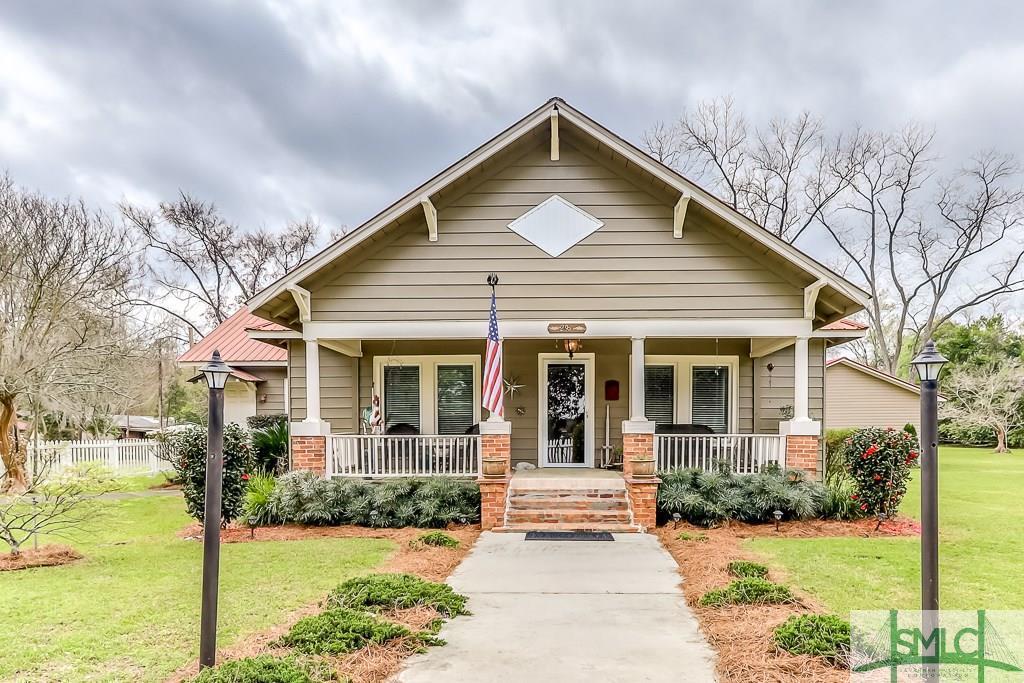 298 Old Lousiville, Newington, GA, 30446, Newington Home For Sale