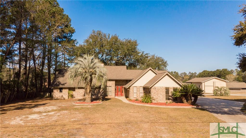 442 Lake Rosalind, Midway, GA, 31320, Midway Home For Sale