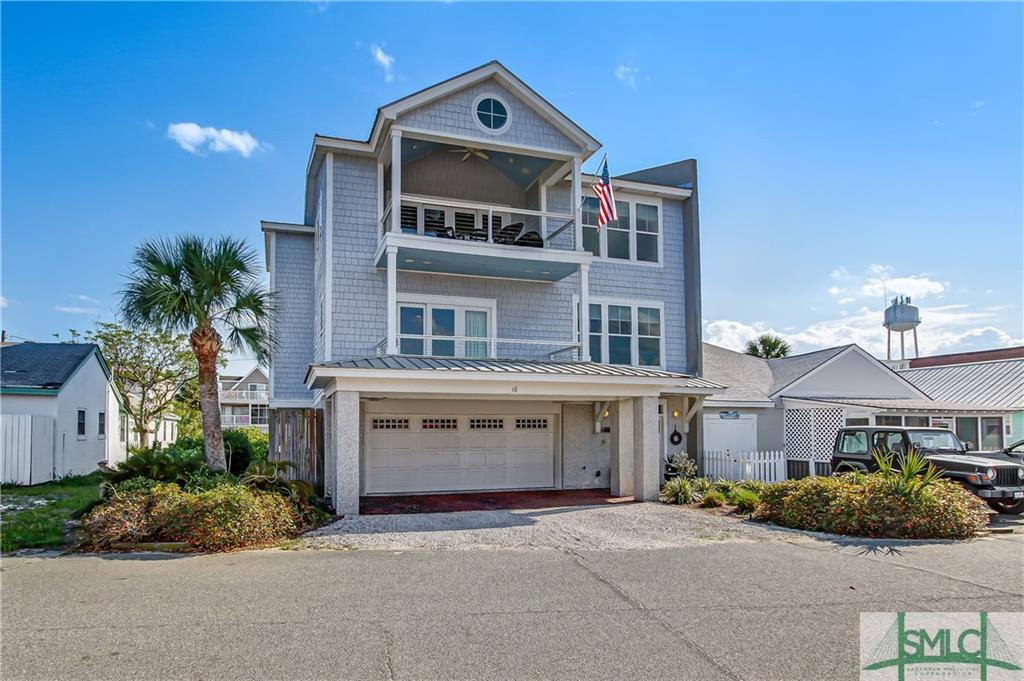 18 Pulaski, Tybee Island, GA, 31328, Tybee Island Home For Sale