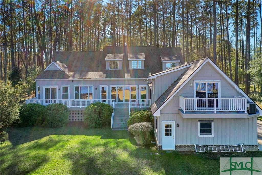 1056 Riverpoint, Townsend, GA, 31331, Townsend Home For Sale