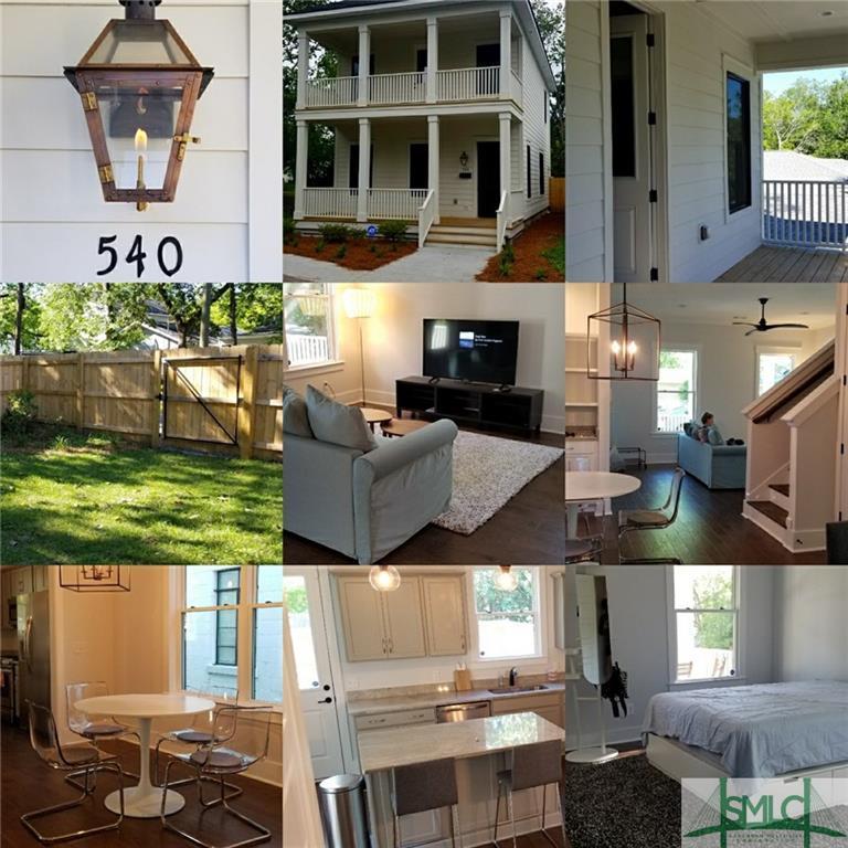 540 32, Savannah, GA, 31401, Historic Savannah Home For Rent