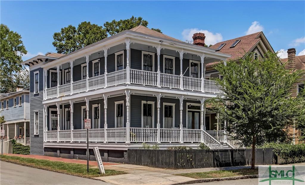 1119 Habersham, Savannah, GA, 31401, Historic Savannah Home For Rent