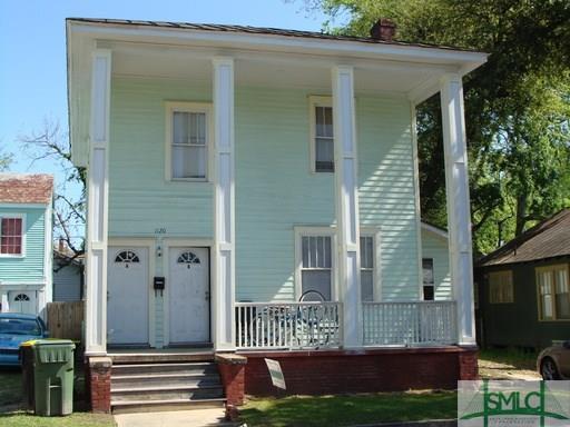 1120 38Th, Savannah, GA, 31404, Savannah Home For Sale