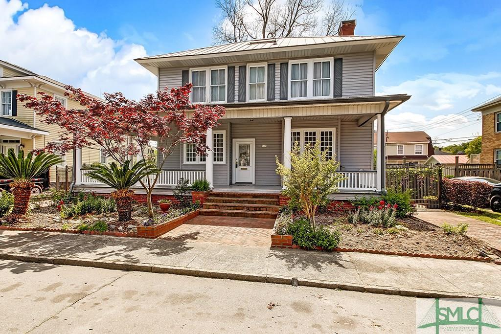 507 Maupas, Savannah, GA, 31401, Historic Savannah Home For Rent