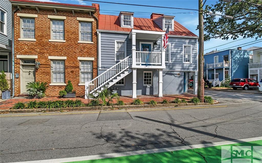 38-40 & 510 CONGRESS LN PRICE, Savannah, GA, 31401, Historic Savannah Home For Sale