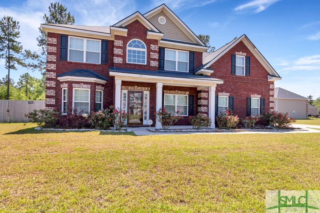 115 Greenbriar, Ludowici, GA, 31316, Ludowici Home For Sale