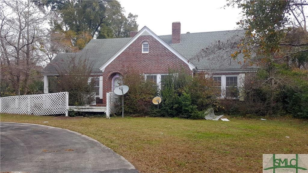 656 Railroad, Brunson, SC, 29911, Brunson Home For Sale