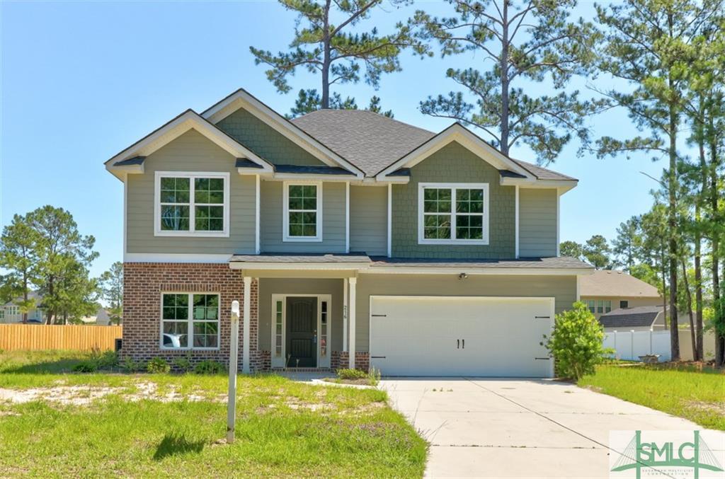 216 Cypress Lakes, Bloomingdale, GA, 31302, Bloomingdale Home For Sale