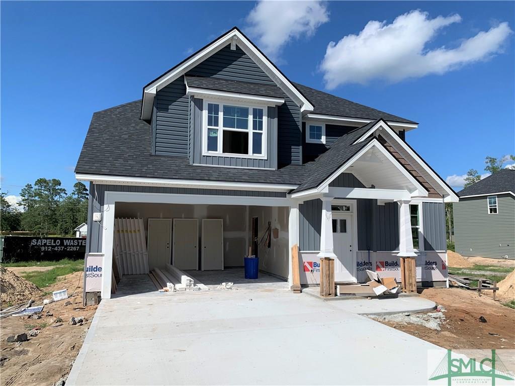 809 Macon, Ludowici, GA, 31316, Ludowici Home For Sale